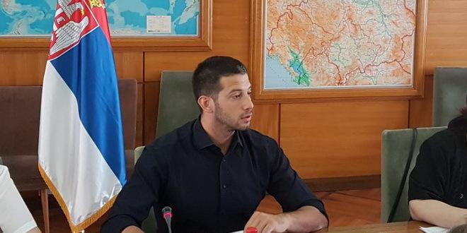 Udovičić sa delegacijom UN o projektima za omladinu
