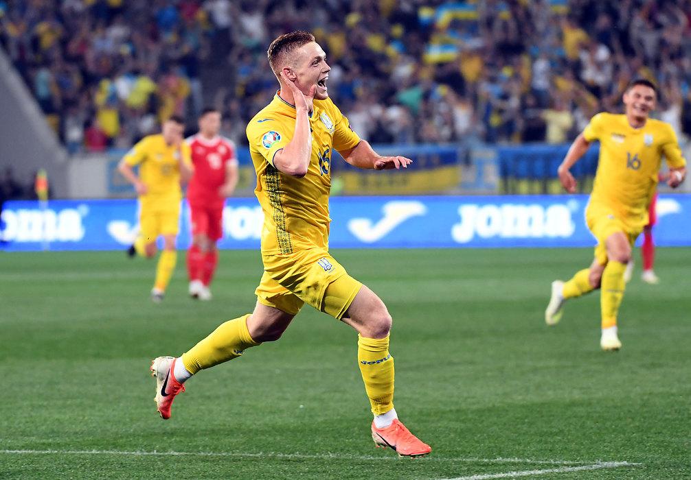 Težak poraz fudbalera Srbije u Ukrajini