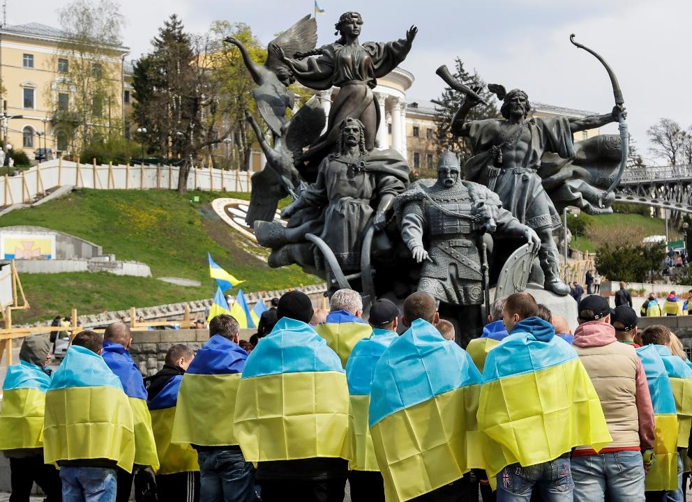 Porošenko okupio pristalice u Kijevu