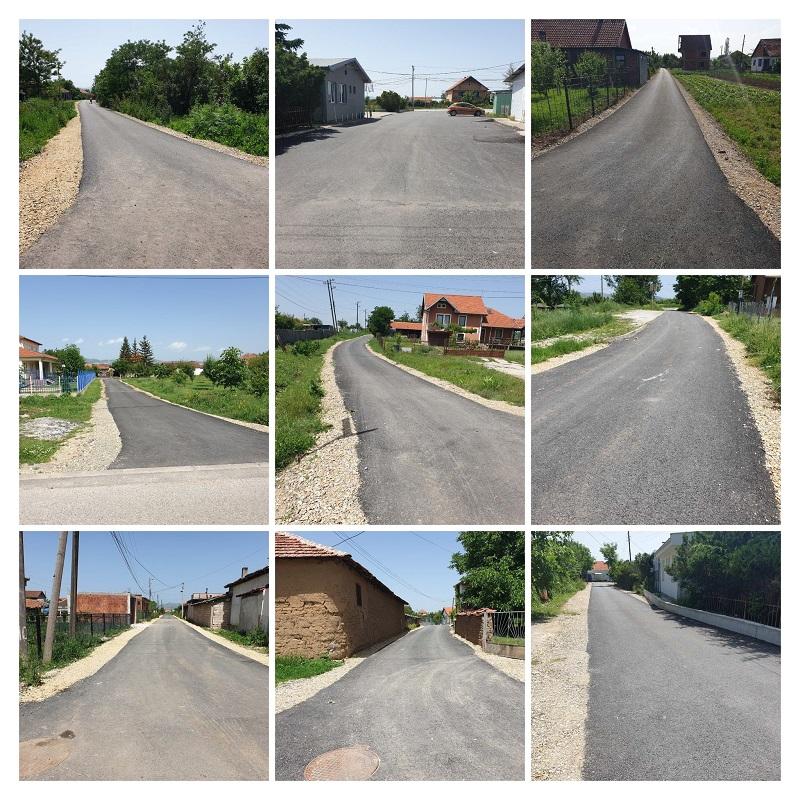 Opština Gračanica: Nikad više asfaltiranih ulica