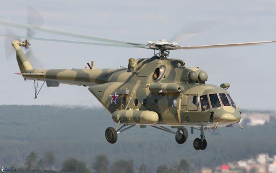 Srušio se ruski vojni helikopter, poginuli svi članovi posade