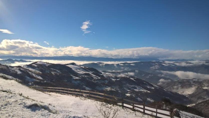 U Srbiji pao prvi sneg