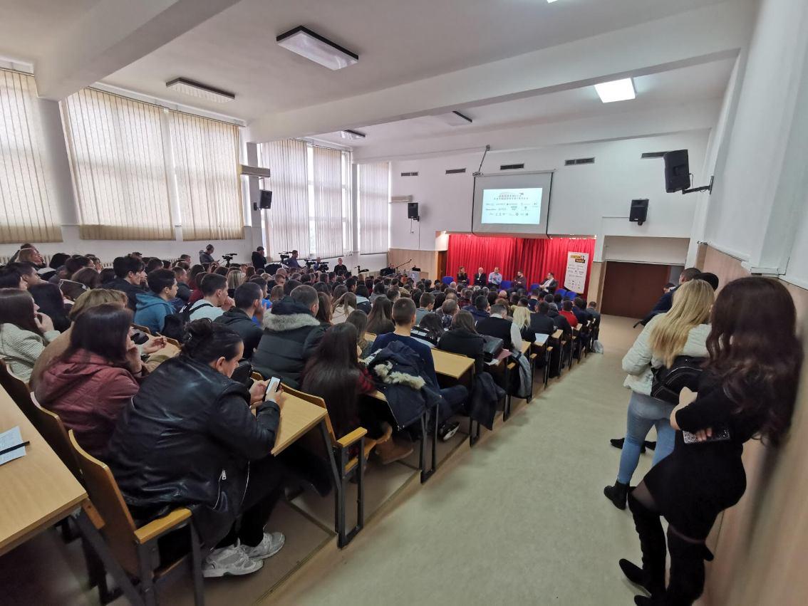 Mladi sa Kosova i Metohije veruju u svoje ideje