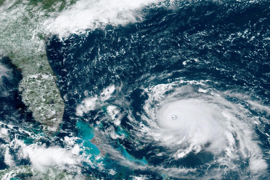 Uragan Dorijan stigao do obala Severne Karoline
