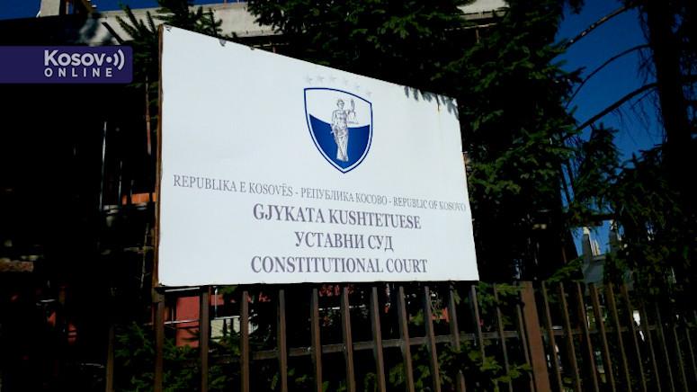 Ustavni sud suspendovao privremeno Tačijev dekret o davanju mandata Hotiju