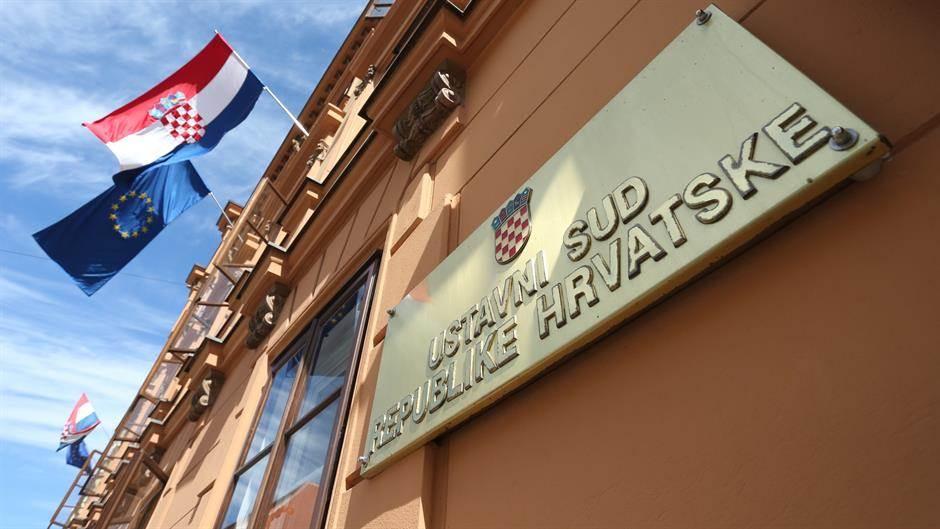 Ustavni sud: Ustaški poklič ZDS nije u skladu sa Ustavom Hrvatske