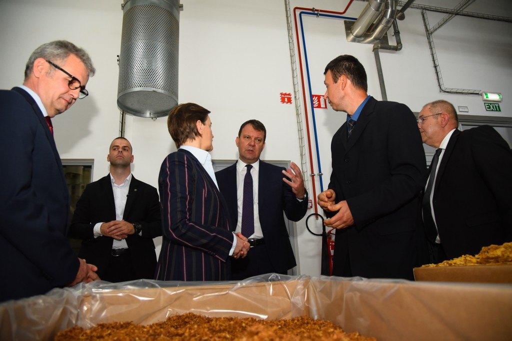 Fabrika duvana u Senti pustila u rad novu proizvodnu liniju