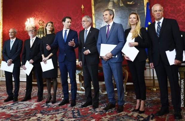 Austrija dobila prelaznu vladu sa ekspertima