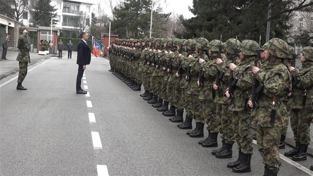 Vulin: Vojna akademija ponos Ministarstva odbrane i Vojske Srbije
