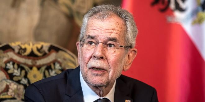 Van der Belen: Austrija deli odgovornost za holokaust