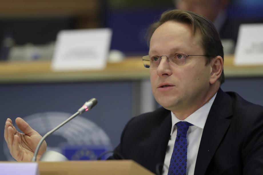 Varhelji :Prioritet budućnost Balkana u EU, obezbeđena podrška
