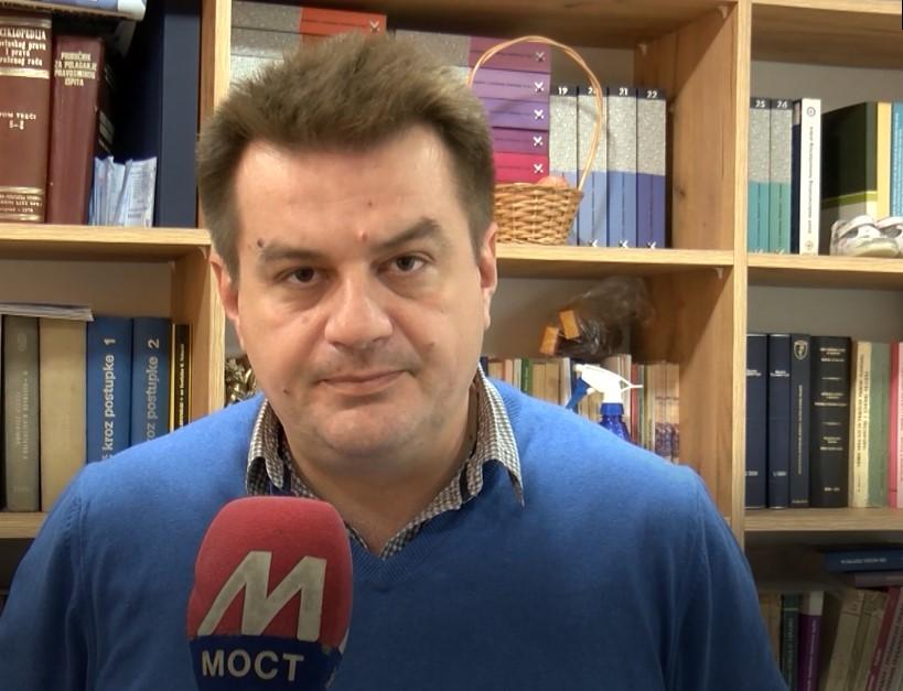 Vasić: Bačeviću produžen pritvor na još dva meseca