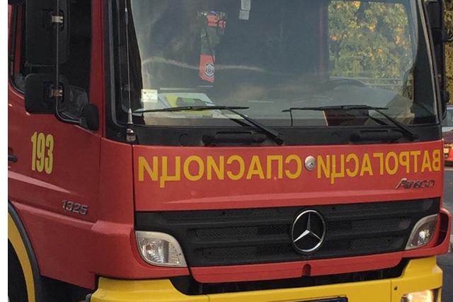 Manji požar u Rafineriji u Pančevu, povređen radnik