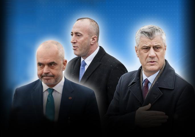 Prištinska diplomatija na dva koloseka, Tači s Ramom, Haradinaj sa Metom