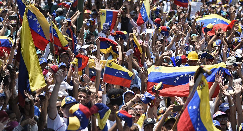 Stotine Madurovih pristalica okuplja se na ulicama Venecuele
