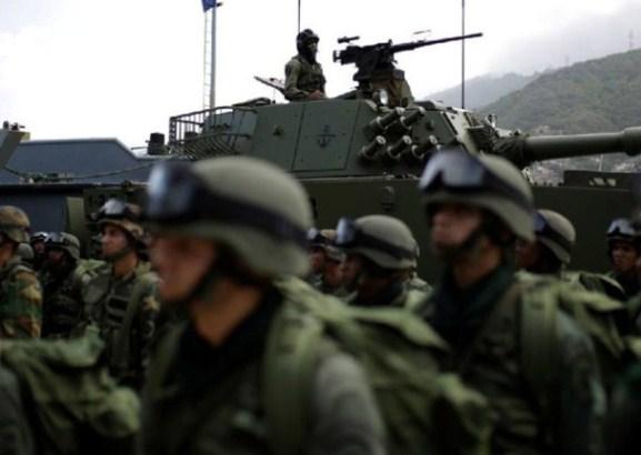 Maduro naredio vojsci zaštitu strateških objekata