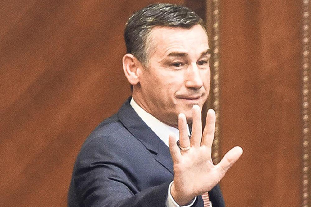 Veselji: Normalna demokratska procedura, čestitam izabranima