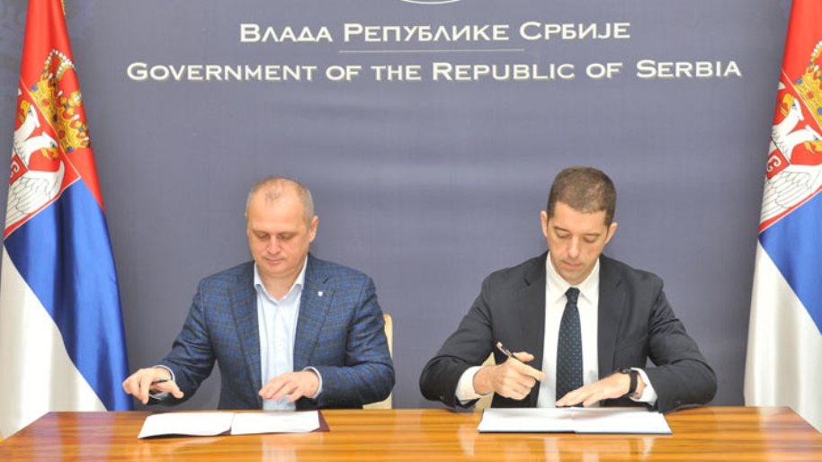 Vesić: Ðurić će još mnogo uraditi u srpskoj politici