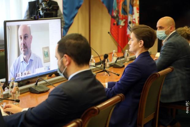 Vlada za nastavak dijaloga sa evroparlamentarcima
