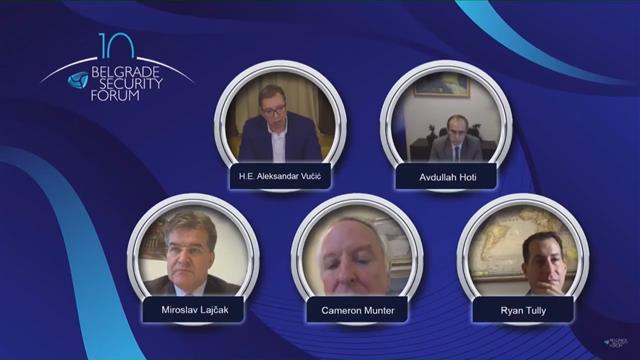 Vučić: Srbija posvećena kompromisu,Priština insistira samo na priznanju