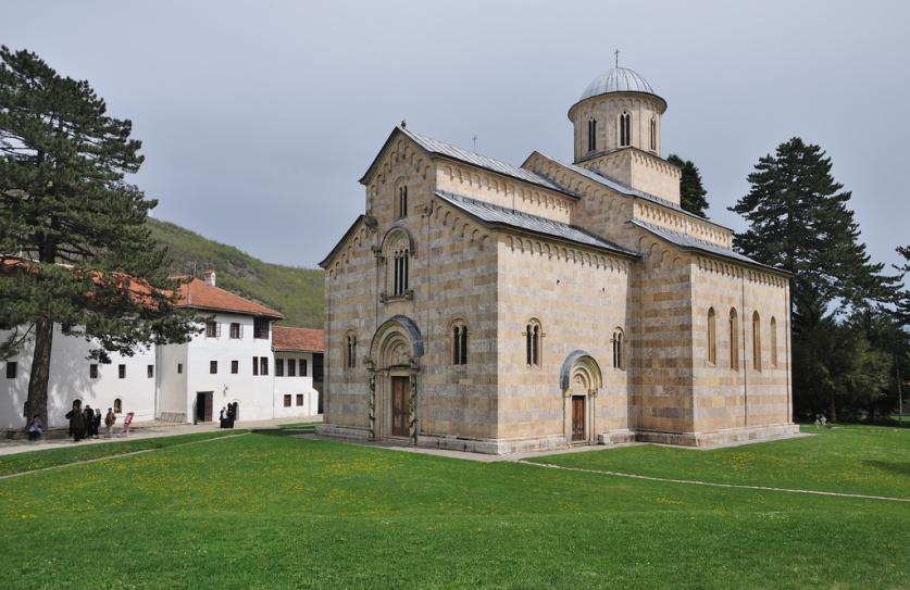 Odnos kosovskih vlasti prema srpskom manastiru primer bezvlašća i bahatosti