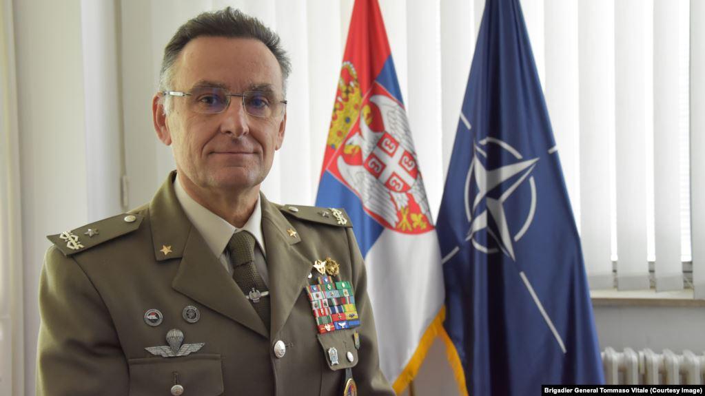 Vitale: Srbija primer promovisanja mira i stabilnosti na Balkanu