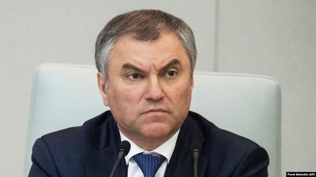Predsednik Državne Dume sutra u poseti Srbiji