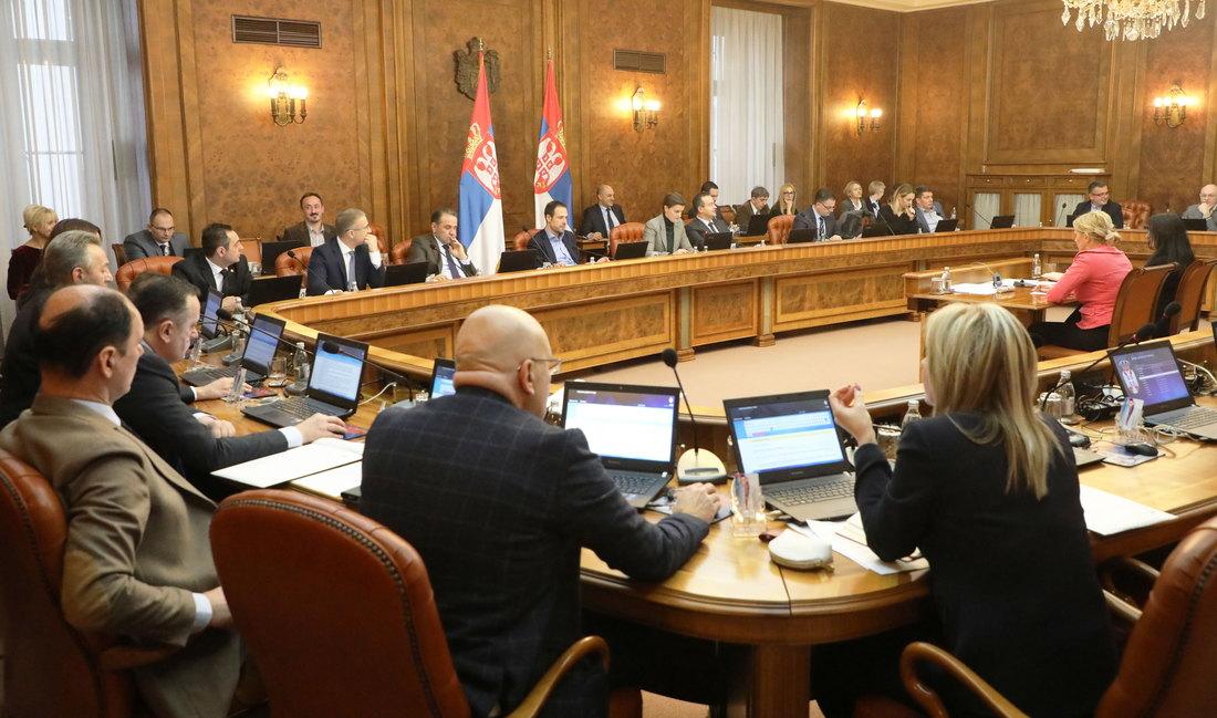 Vlada formirala Komisiju za kapitalne investicije