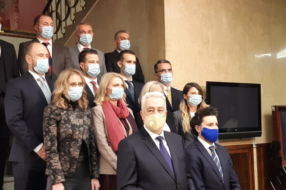 Varhelji čestitao Crnoj Gori vladu, pozvao na ubrzanje reformi