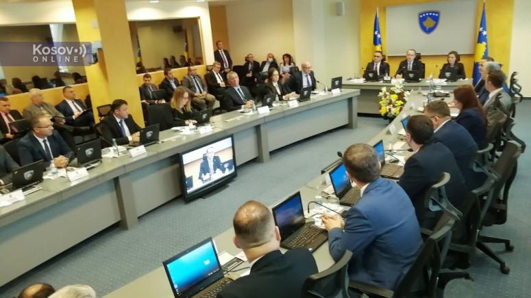 Priština: Održana prva sednica nove vlade