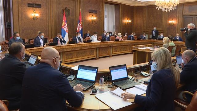 Popović na čelu komiteta za saradnju sa Rusijom, Mali s Kinom
