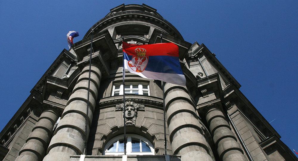 Vlada Srbije osudila nerede tokom protesta