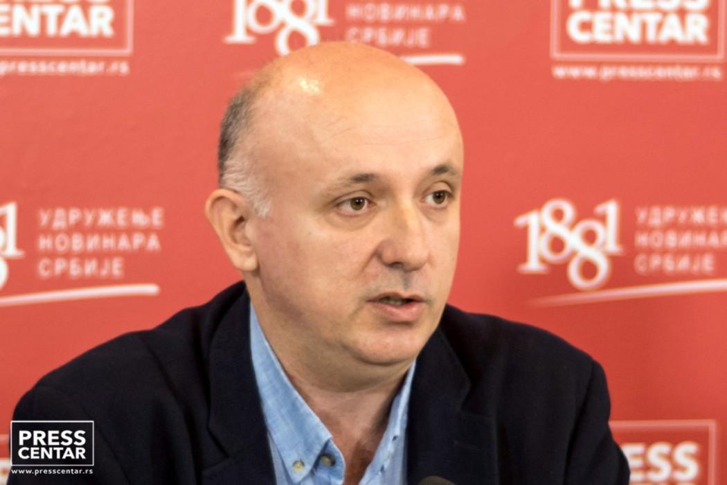 Radomirović: Tražićemo osudu međunarodnih udruženja novinara