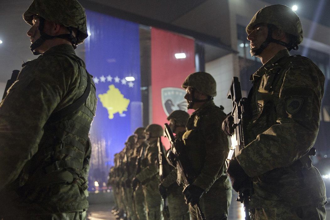 Slovačka narodna stranka o vojsci Kosova:Korak protiv mira
