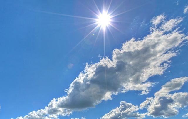 Prvog dana marta i sunce i oblaci, ali bez kišobrana