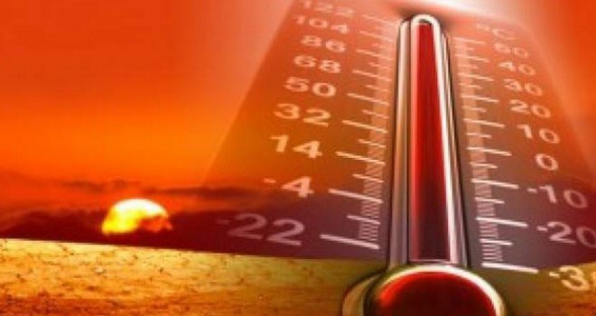 Grčka: 46,3 stepena, najviša temperatura u istoriji zemlje