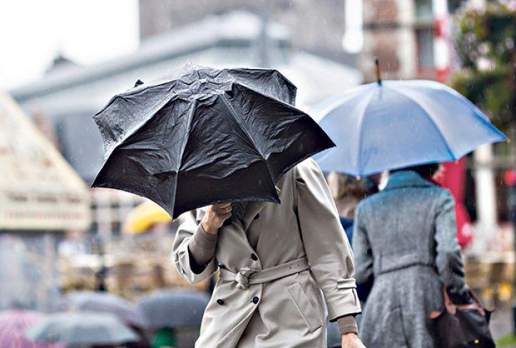 Danas i narednih dana kiša, grmljavina, vetar...
