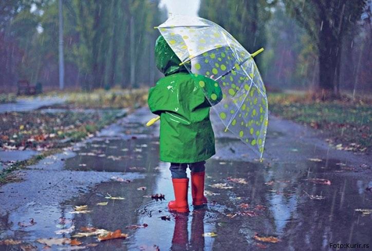 U Srbiji sutra oblačno, svežije, sa kišom, do 24 stepena