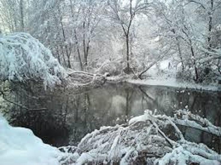 Sutra mraz, u sredu ledena kiša