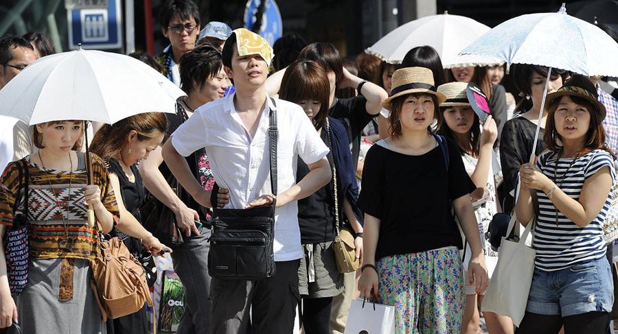 Vrućina odnela 57 života u Japanu, hiljade ljudi u bolnicama
