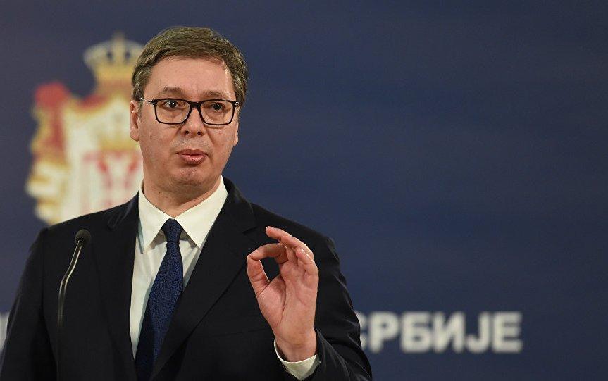 Vučić: Zastrašujuće reči koje su se čule na račun Srba