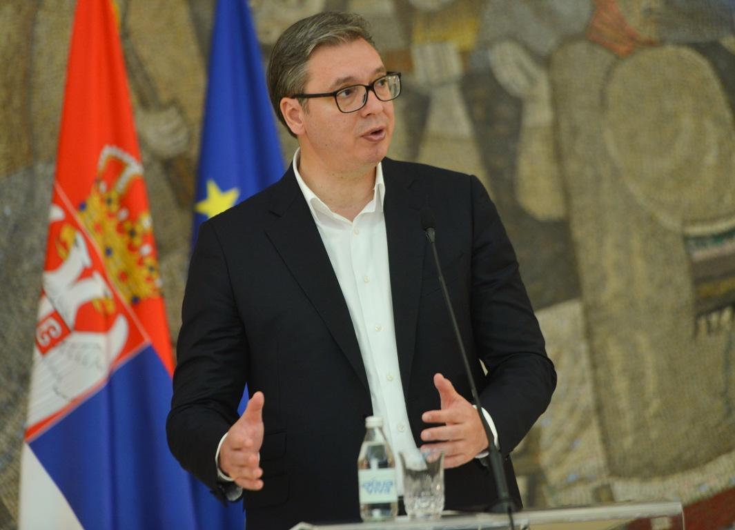 Vučić: Pored Srbije, KFOR i NATO snage jedina zaštita Srba na KiM