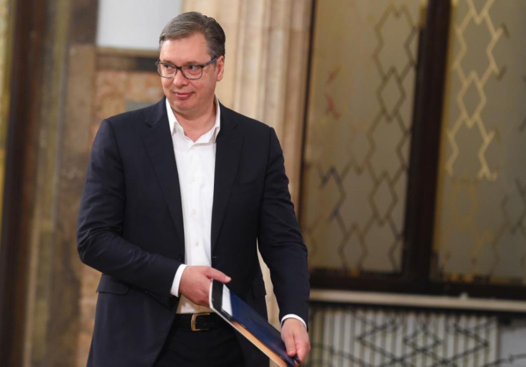 Vučić sutra u Briselu na nastavku dijaloga sa Prištinom