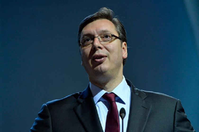 Predsednik Srbije Aleksandar Vučić u četvrtak sa  ambasadorom Republike Češke