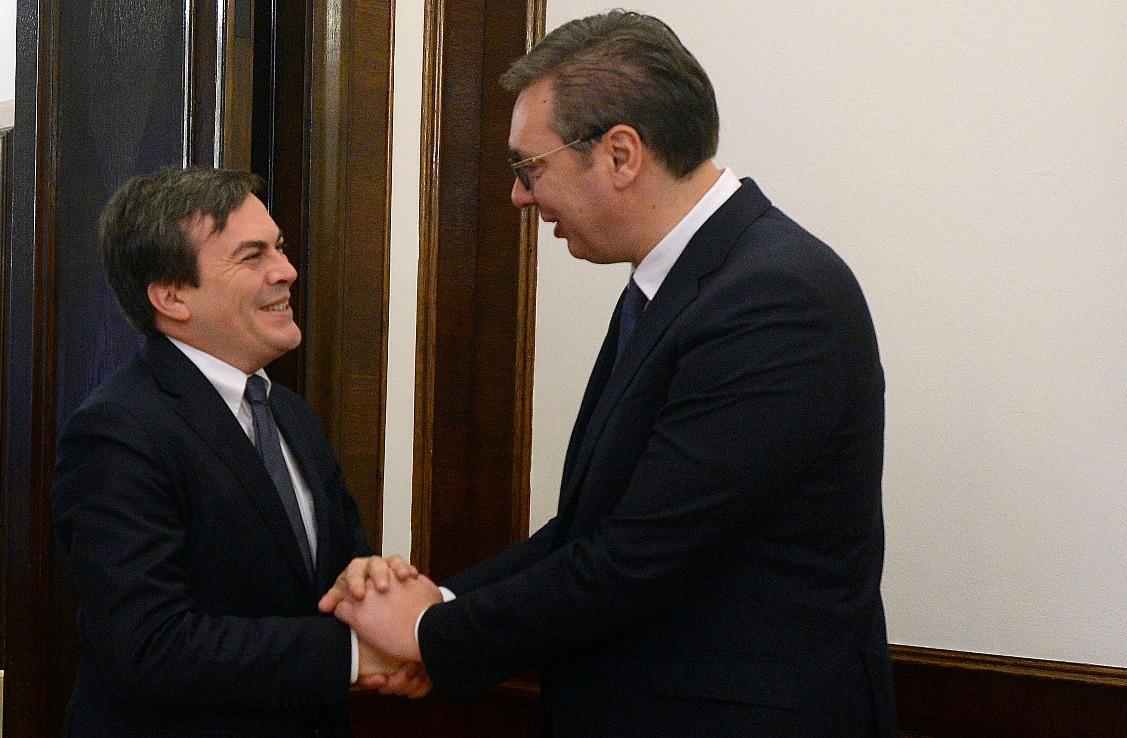 Italija za ubrzanje pregovora Srbije i EU