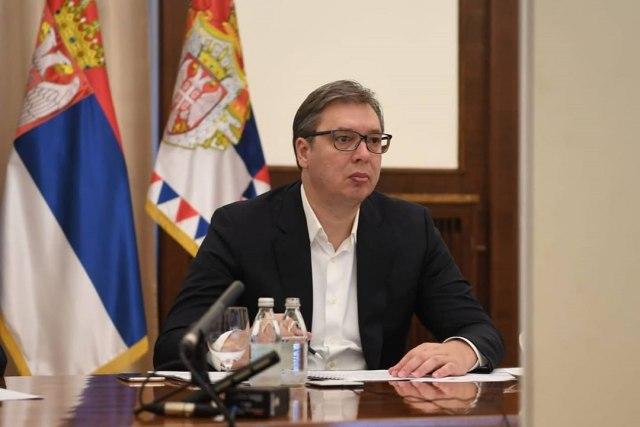 Vučićev poslednji pozdrav preminulom funkcioneru SNS