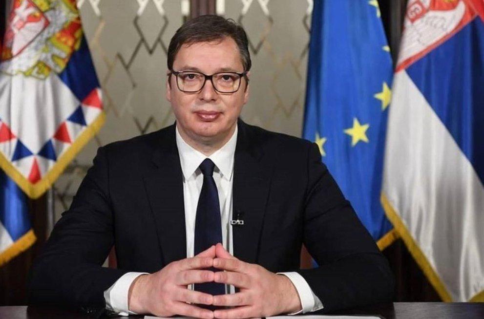 Vučić se danas obraća nakon sednice dva krizna štaba