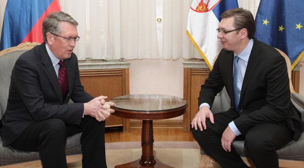 Čepurin: Vučić je mnogo uradio za odnose Srbije i Rusije