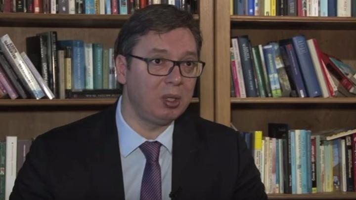 Vučić: Najviše volim da radim vikendom
