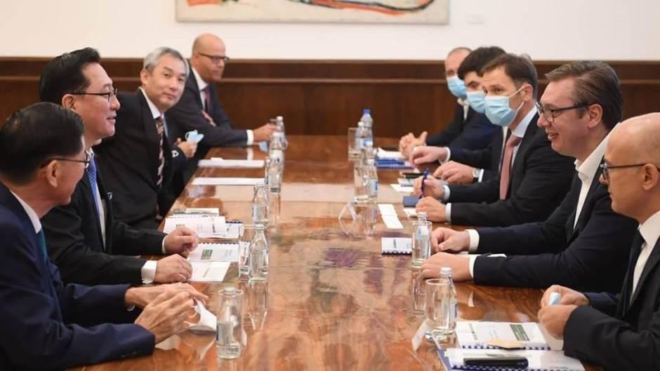 Odluka o investiranju u Srbiju bila bi odlična za obe strane